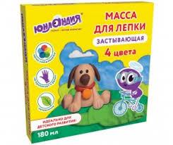 Масса для <b>лепки Юнландия</b> — купить в Москве в Акушерство.ру