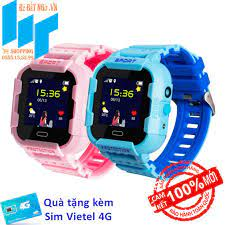Đồng hồ thông minh định vị trẻ em Wonlex KT03 Sports IP67 – Read Waterproof  – Hoàng Thắng Shopping – Giá Rẻ Bất Nghờ