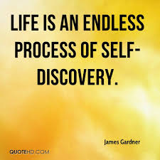 Self Discovery Quotes Gorgeous James Gardner Quotes QuoteHD