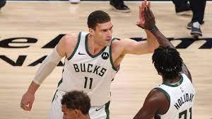NBA: Milwaukee Bucks ziehen ins NBA-Finale gegen Phoenix ein – auch ohne Giannis  Antetokounmpo - US-Sport - Bild.de