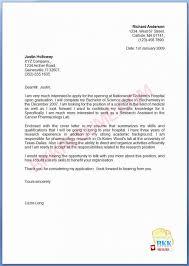 Cover Letter Sample Nursing New Grad