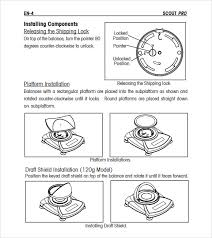 Writing Instructions Template Sample Instruction 7 Documents In Pdf