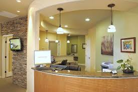 dental office front desk design. Front Office Desks | Desk Interior Design With Calm Color Dental  . O