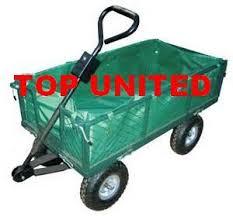 folding garden cart. China Heavy Duty Manual Steel Metal Garden Cart With Cover Tc1840c - Folding Cart, Trolley A