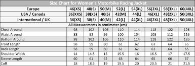 Ducati Size Chart Details About Ducati Corse Motorbike Leather Jacket
