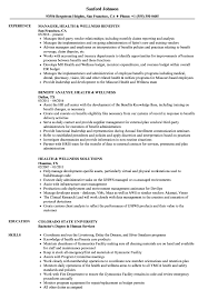 Cannabis Resume Example Health Wellness Resume Samples Velvet Jobs 21