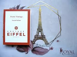 <b>Парфюмерный</b> деликатес: Gustave Eiffel Porto <b>Vintage</b> | Новости ...