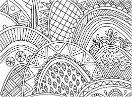 Abstract Coloring Pages For Teenagers Difficult Kids Cars Teens ...