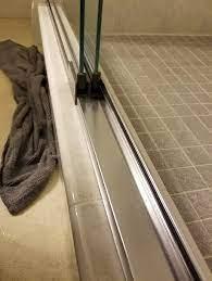 5 tips to clean shower door tracks