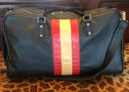 travel custom bag leather