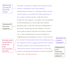 Example In Essays Conclusion To An Essay Example University Of Leicester