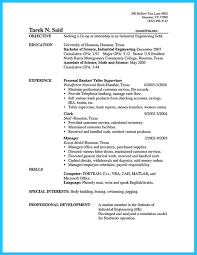 One Of Recommended Banking Resume Examples To Learn Investment Cv
