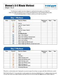 Total Gym Workout Routine | Zenfitt.org