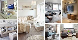 Living Room Decor Idea Custom Decoration
