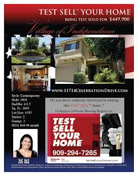 Selling Flyers Sell Your Home Flyer Important Information Selling Your Home Flyer