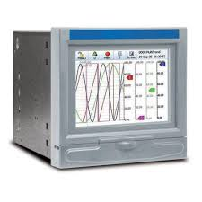 Paperless Chart Recorder 6 Channel Paperless Chart Recorder
