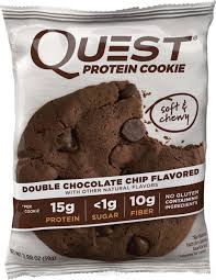 "<b>Печенье Quest Nutrition</b> ""Quest <b>Cookie</b> Double Chocolate Chip ..."