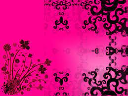50+] Cute Black and Pink Wallpaper on ...
