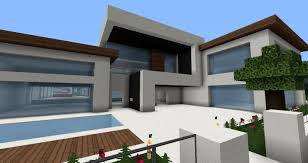 Small Picture minecraft simple modern house blueprints Modern House