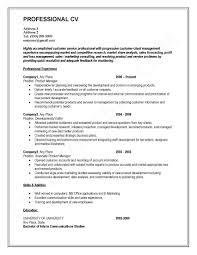 Cv Meaning Sample 1 Handtohand Investment Ltd