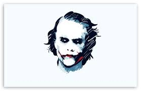 the joker ultra hd desktop background