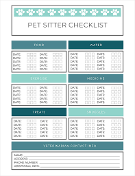 House Sitting Checklist How To Find In Home Pet Sitters In Savannah Ga Sand Sun