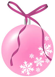 Pink Christmas Ball Clipart | Gallery Yopriceville - High-Quality ...