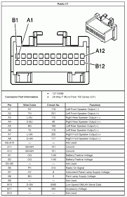 saturn ion 2003 radio wiring diagram saturn wiring diagrams online