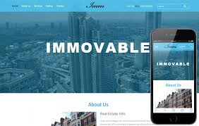 Real Estate Website Templates Best Immovable A Real Estate Category Flat Bootstrap Responsive Web