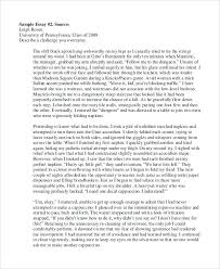 Example Of Admission Essays Example Of Admission Essay Example Admissions Essay Art College