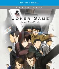 Joker Game: The Complete Series [Blu-ray] - Best Buy