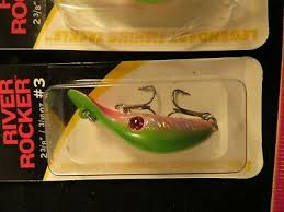2 Lindy River Rocker 3 Lrr313 Alewife Fishing Lure Trout