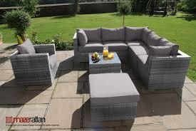 Maze Rattan London Corner Group Rattan Furniture SALE