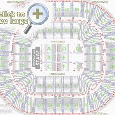 Detailed Seating Chart Bell Centre Montreal Factual Philips Arena Concert Seating Chart With Rows Rogers