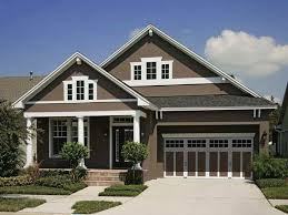 exterior house colors with white trim brown exterior house paint colors