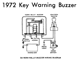 car ignition circuit diagram images chevrolet corvette on a 72 corvett does the door buzer only