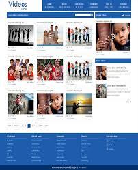 website template video 35 outstanding video website templates free premium wpfreeware
