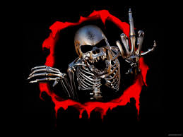skull wallpapers free res 1600x1200 px by kris