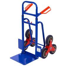 Treppensackkarre zu verkaufen auf grund der größe nur abholung in wasserliesch oder sackkarre, auch für treppen geeignet, tragkraft max. Profi Treppenkarre Stapelkarre Treppen Sackkarre Transportkarre Treppensteiger 930486