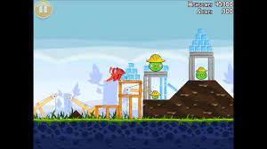Official Angry Birds Walkthrough The Big Setup 9-3 - YouTube