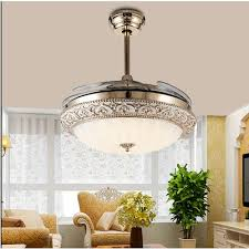 elegant ceiling fans. Modern European Elegant Round Shaped LED Ceiling Fan Lights With Retractable Blade-in Pendant From \u0026 Lighting On Aliexpress.com | Alibaba Fans L