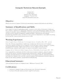 Network Technician Resume Samples Impressive Resume Headline Examples For Network Engineer Technician Cover