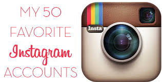 My 50 Favorite Instagram Accounts