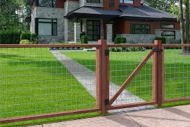 fence styles. Brilliant Styles Five Of Our Favorite Fence Styles Throughout D
