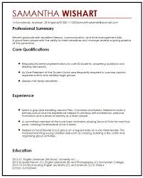 9 Beautiful Work Experience Cv Todd Cerney