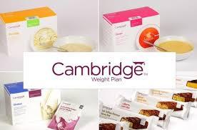 cambridge dieet bestellen