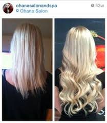 Dream Catchers Hair Extensions Before And After Before and after dream catchers hair extensions Love this 15