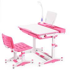 kids desk chair tilt desktop with steel bookstand pink tiger seat pad height adjule children desk chair sprite pink desk desk chair steel bookstand