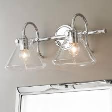 beaker glass bath light 2 light