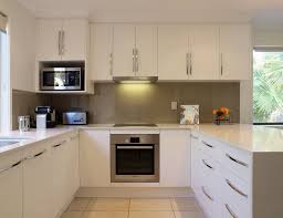 U Shaped Kitchen Small Modern U Shaped Kitchen Ideas And Designs With Stylish Cabinetry